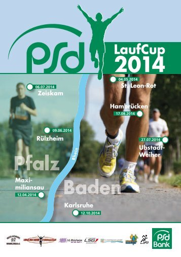 LaufCup - PSD Bank Karlsruhe-Neustadt eG