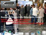 Dokumentation Regional Climate Cafe Ostprignitz Ruppin Station 3 ...