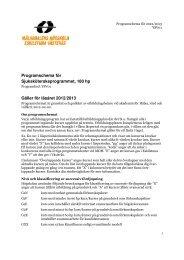 Sjuksköterskeprogrammet, 180 hp (YSV01) (pdf 234 kB)