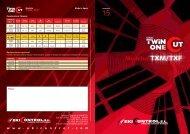 ficha modelos txm_txf - Metalia