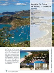 Anguilla, St. Barth, St. Martin, St. Maarten