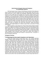 Salak Pondoh di Kabupaten Sleman dari ... - BPTP Yogyakarta
