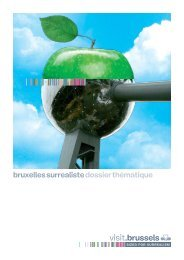 bruxelles surrealiste dossier thématique - VisitBrussels