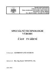 sylabus - PDF - VUT UST