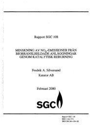 SGC Rapport 108 Minskning av emissioner från biobränsleeldning ...