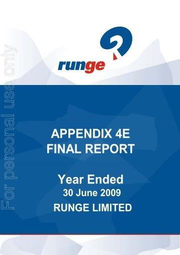 appendix 4e