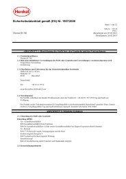 Sicherheitsdatenblatt R 740 - allfloors