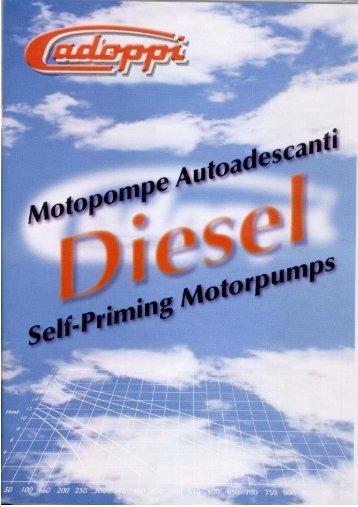 diesel motorpump - Sea