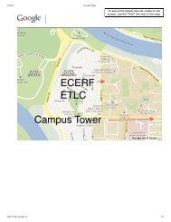 letourneau university campus map Campus Map letourneau university campus map