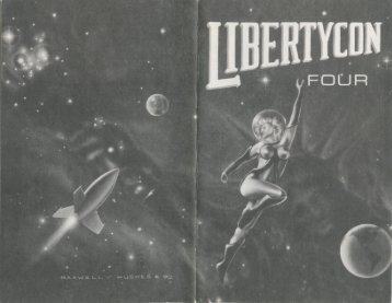 Program Book - LibertyCon