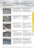 Markieren und Signalisieren Marquage et signalisation - Signal AG - Page 5