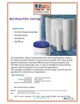 to view this brochure from United Filters International - NFMT - Page 4