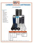 to view this brochure from United Filters International - NFMT - Page 5