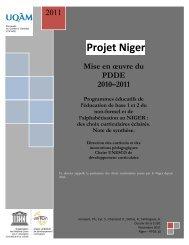 Télécharger le dossier - Chaire UNESCO de développement ...