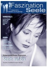 Faszination Seele 02/03 - Psychiatrie aktuell