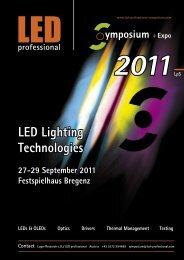 LED Lighting Technologies