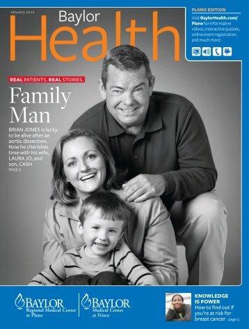Plano - Baylor Online Newsroom - Baylor Health Care System