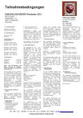 Anmeldung / Application - Paracelsus Messe - Page 4