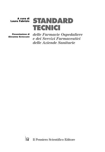 STANDARD TECNICI - Sifo