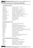 Georgia Baptist College of Nursing Catalog 2010 ... - Mercer University - Page 6