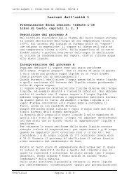 Lezioni dell'unità 1 - ZyXEL NSA210
