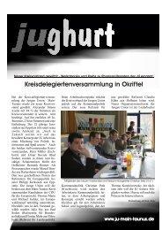 Ausgabe 1 / 2004 - JU Main-Taunus