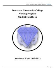Download - Dona Ana Community College