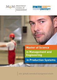 in Production Systems in Management and ... - WiWi-Online