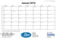 EAA Kalender 2010.indd