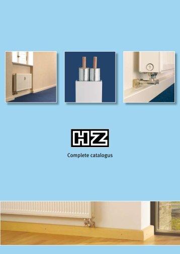 HZ Hans Weitzel complete catalogus - Nathan Import/Export