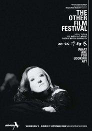 1 the other film festival - Arts Access Victoria