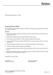 Fon1 2008en.pdf - Roblon A/S