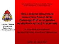 Krajowe Centrum Koordynacji Ratownictwa i Ochrony Ludności
