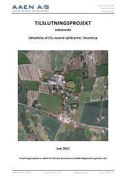 RAPPORT OVERSKRIFT - Favrskov Kommune