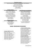 TC HARRAN ÜNİVERSİTESİ AKADEMİK BİLİŞİM'09 11 Şubat - Page 2