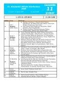 TC HARRAN ÜNİVERSİTESİ AKADEMİK BİLİŞİM'09 11 Şubat - Page 5
