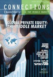 Global Private equity - Duane Morris LLP