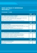 DUT Génie Electrique et Informatique Industrielle - Université du ... - Page 3