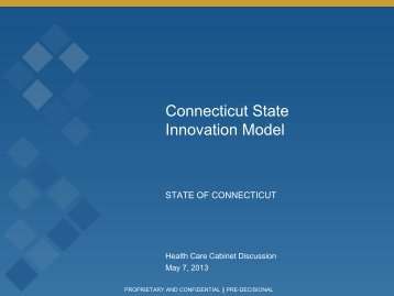 State Innovation Model Initiative Presentation - Office of Health ...