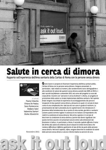 Scarica la pubblicazione - Caritas Roma