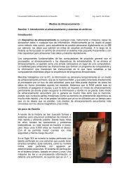 Medios de Almacenamiento Sección 1 ... - JEUAZARRU.com