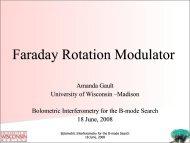 Faraday Rotation Modulator - APC