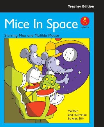 L12 TEpp Mice In Space