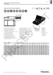 PC PRO sr 18–42 W 220–240 V 50/60/0 Hz