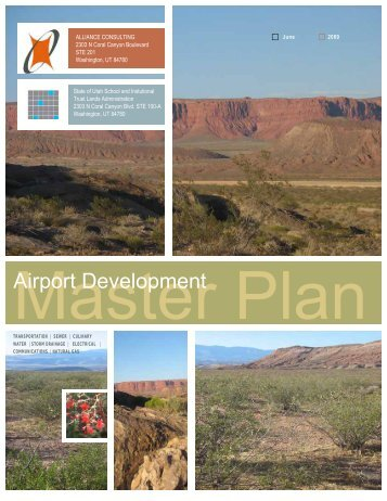 Plan Information - Utah Trust Lands