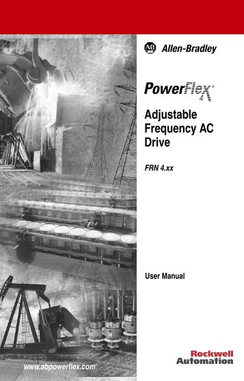 Adjustable Frequency AC Drive