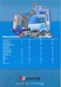 Hoja de especificaciones técnicas Dulevo 1020-1200 - Page 3