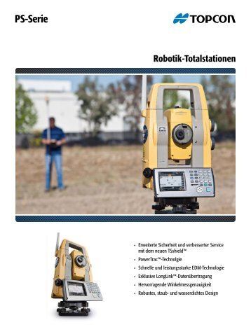 PS-Serie - Topcon Positioning