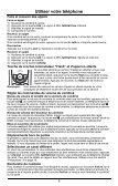 GUIDE D'UTILISATION - Page 6