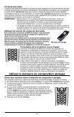 GUIDE D'UTILISATION - Page 7